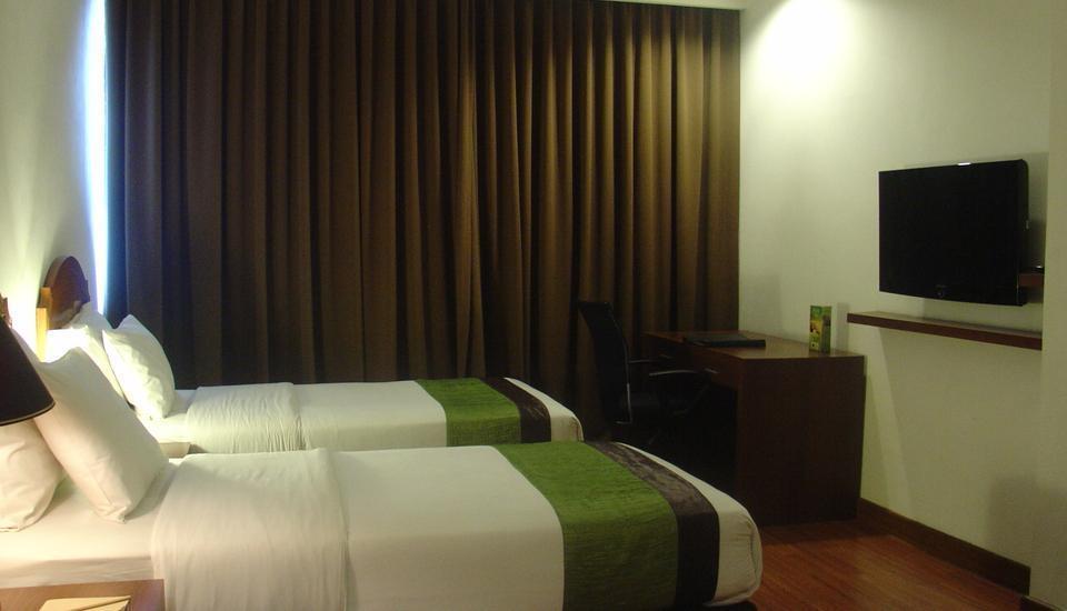 Grand Cemara Hotel Jakarta - Superior Room Only Regular Plan
