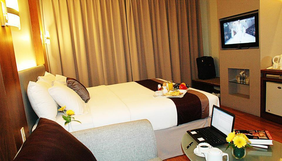 Grand Cemara Hotel Jakarta - Junior Suite Room Regular Plan