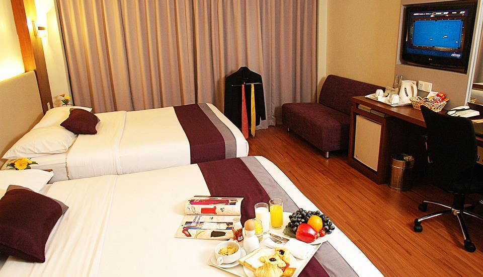 Grand Cemara Hotel Jakarta - Family Suite Room Only Last Minute Promo
