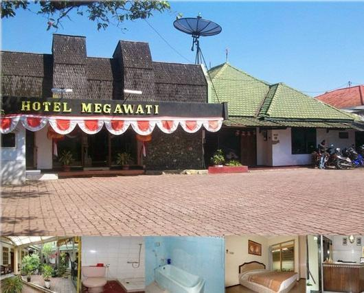 Hotel Megawati Malang - Appearance