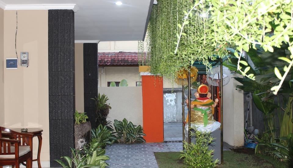 Rena Segara House Bali - Kamar