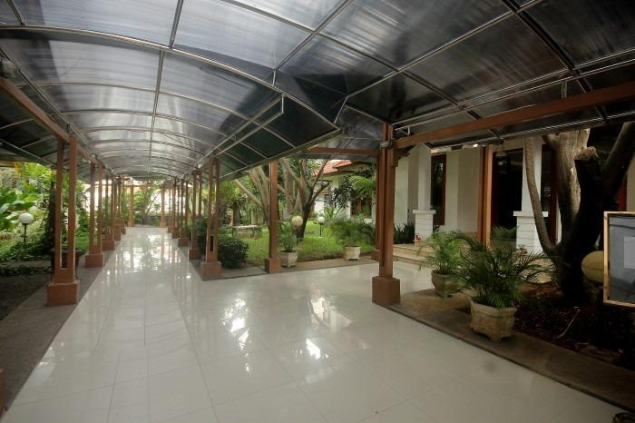 Cilegon City Hotel Cilegon - Garden