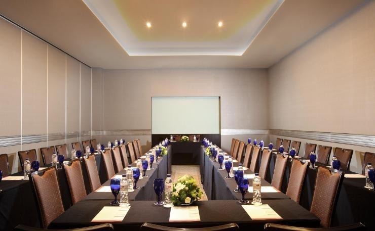 Po Hotel ( FKA Crowne Plaza Semarang ) Semarang - Meeting room
