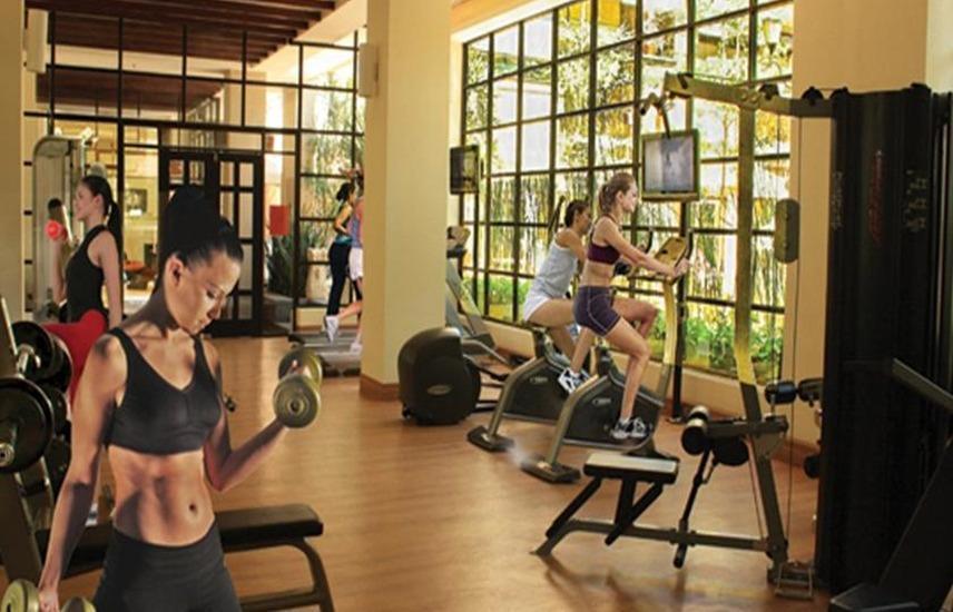Kuta Paradiso Hotel Bali - Pusat Kebugaran