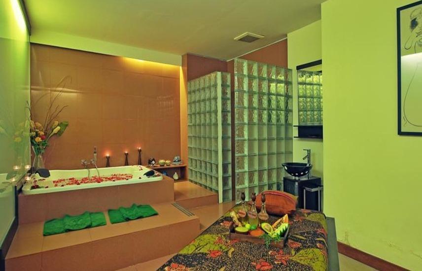 Kuta Paradiso Hotel Bali - Spa