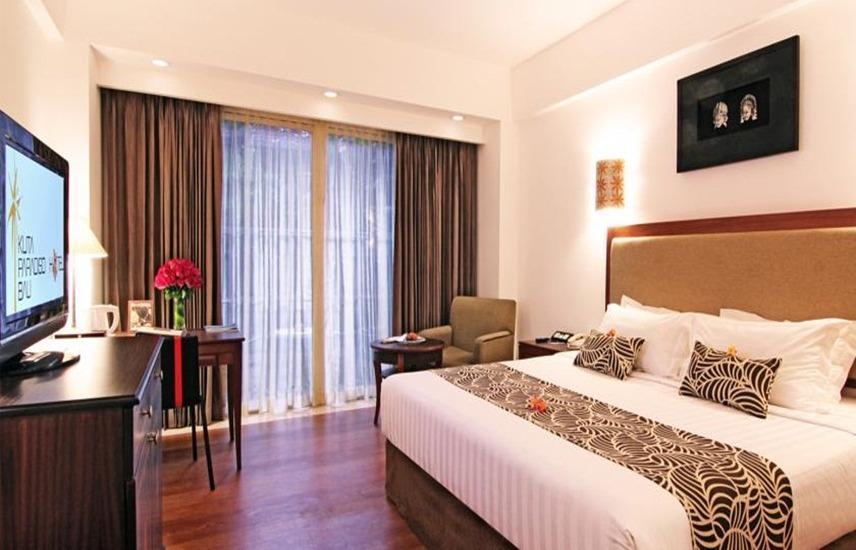 Kuta Paradiso Hotel Bali - Deluxe Room Penawaran Spesial