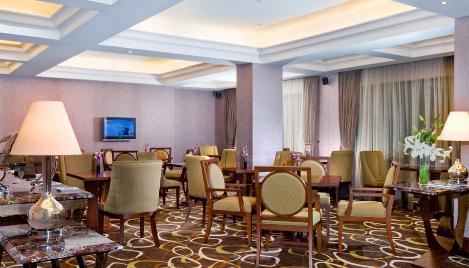 Le Grandeur Balikpapan - Club Lounge