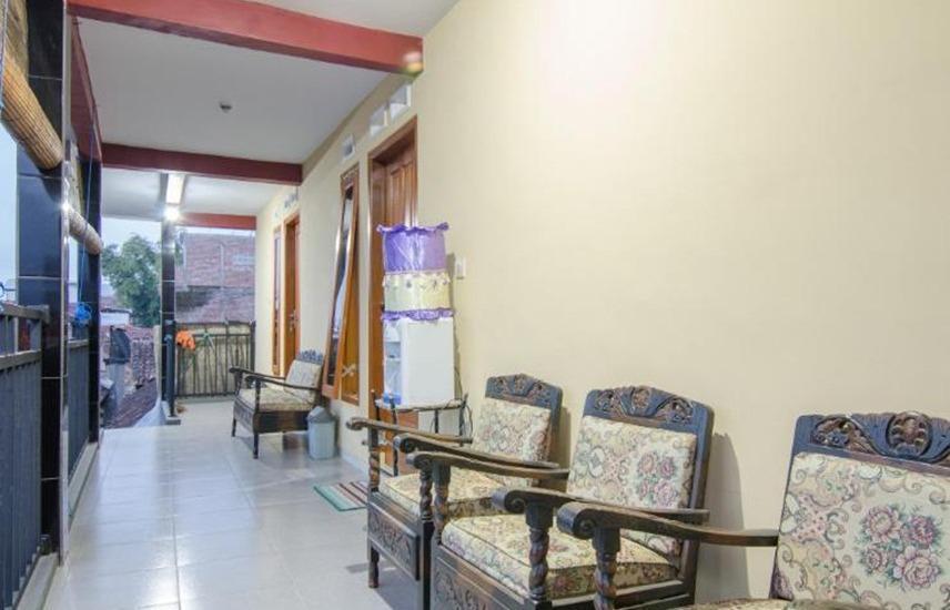 Homestay Room So'imah 2 Malang - Interior