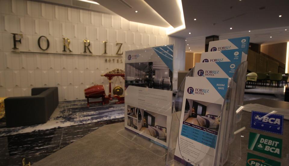 Forriz Hotel Yogyakarta Yogyakarta - Lobby