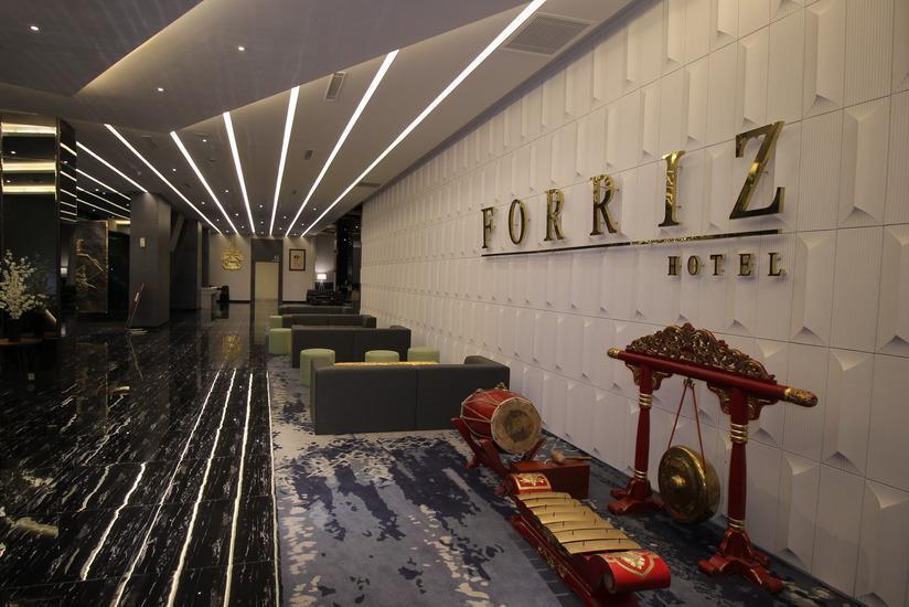 Forriz Hotel Jogja - Lobby
