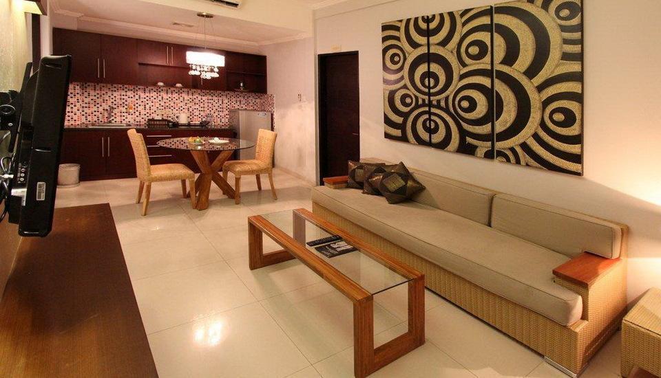 Serela Kuta Bali Kuta Bali - Ruang Tamu - Deluxe Room
