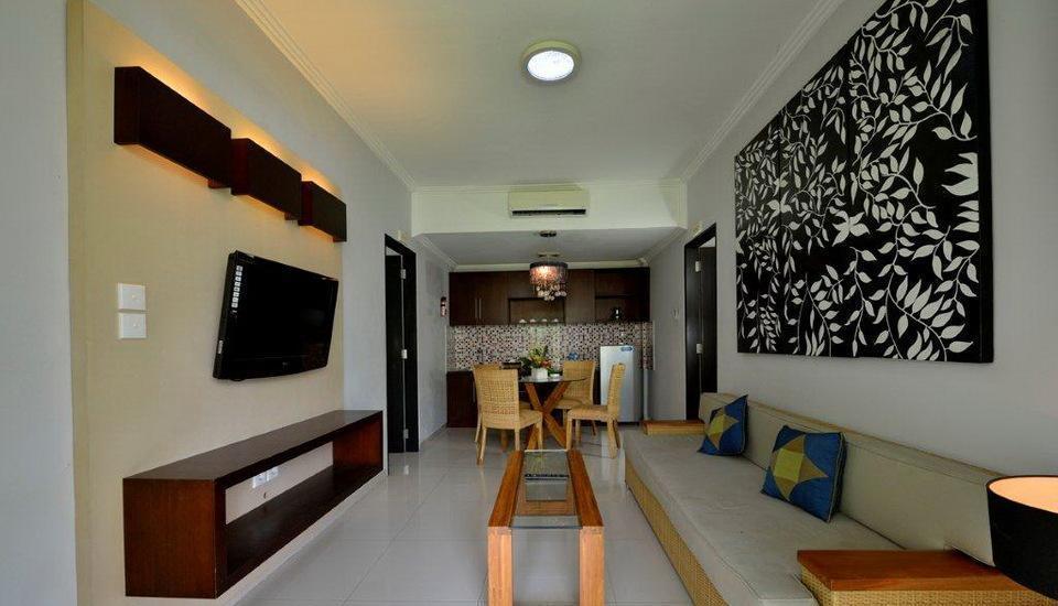Serela Kuta Bali Kuta Bali - Ruang Tamu - Family Room