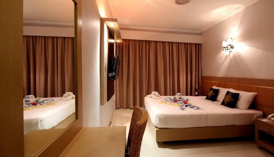 Serela Kuta Bali Kuta Bali - Kamar Tidur - Family Room