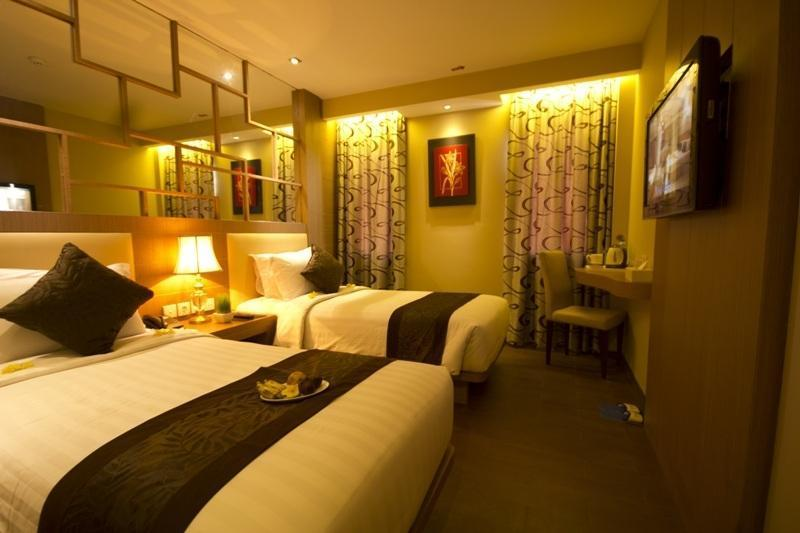 Serela Kuta Bali Kuta Bali - Superior Room Regular Plan