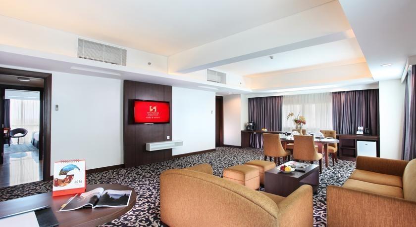 Hotel Swiss-Belinn Kemayoran - Living Room