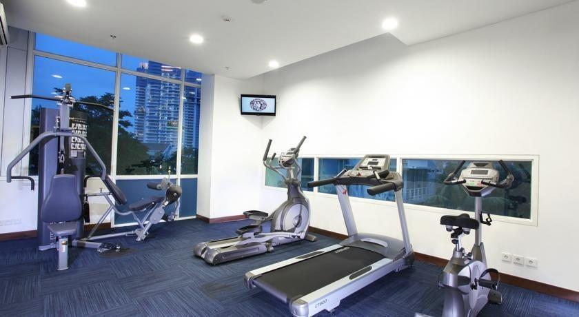 Hotel Swiss-Belinn Kemayoran - Fitness Center