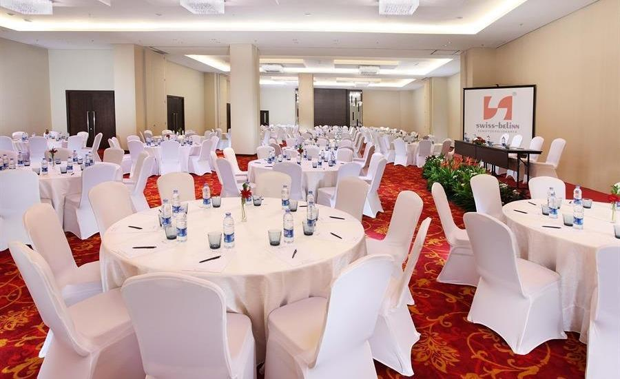 Hotel Swiss-Belinn Kemayoran - Ballroom