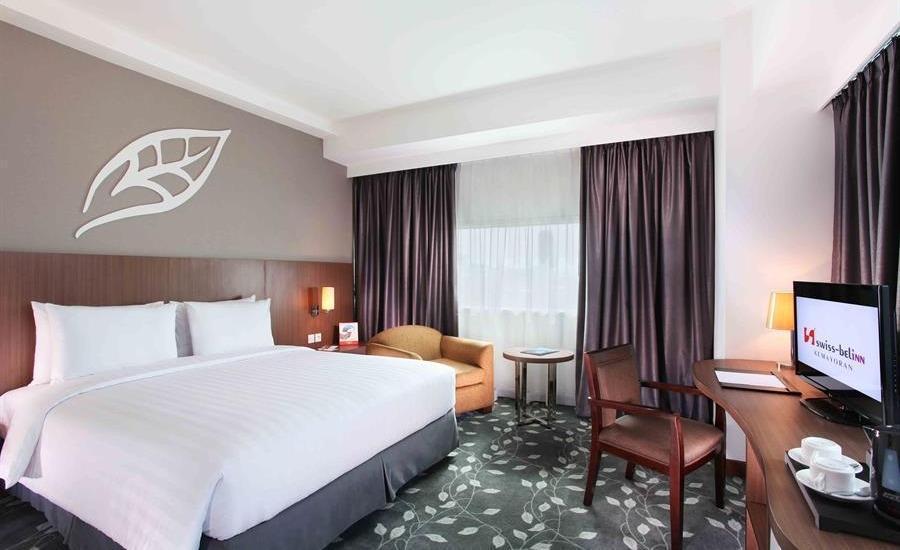 Hotel Swiss-Belinn Kemayoran - Deluxe Room