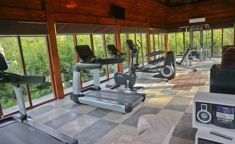 Grand Mega Cepu Blora - Ruang Fitnes
