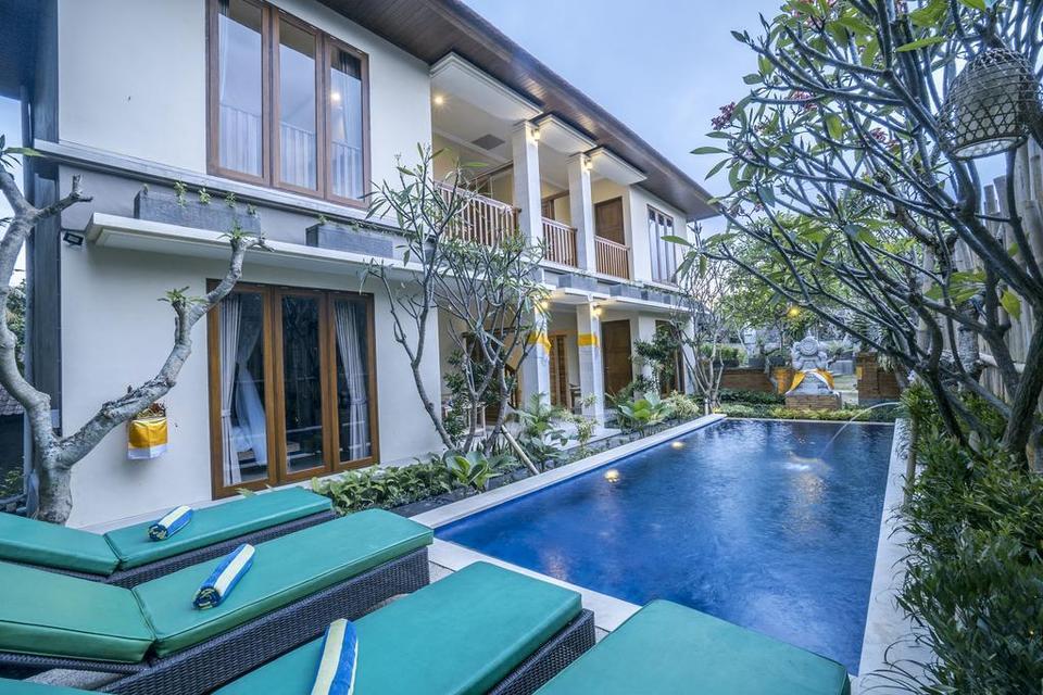 Alamat Ubud Tropical Garden - Bali