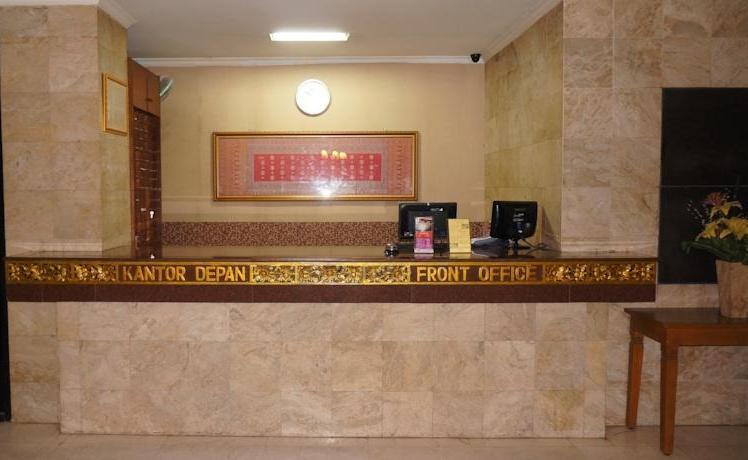 Garudamas Hotel Palembang - LOBBY 1