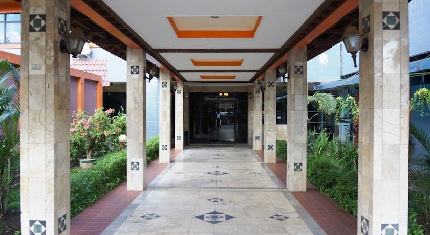 Garudamas Hotel Palembang - LOBBY 2