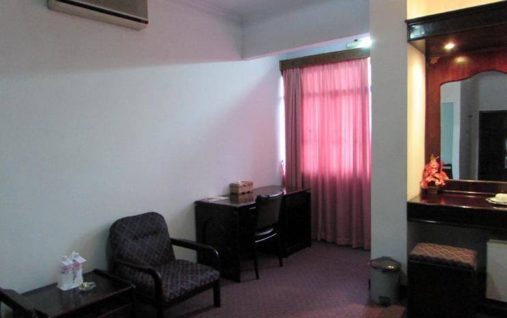 Garudamas Hotel Palembang - Kamar