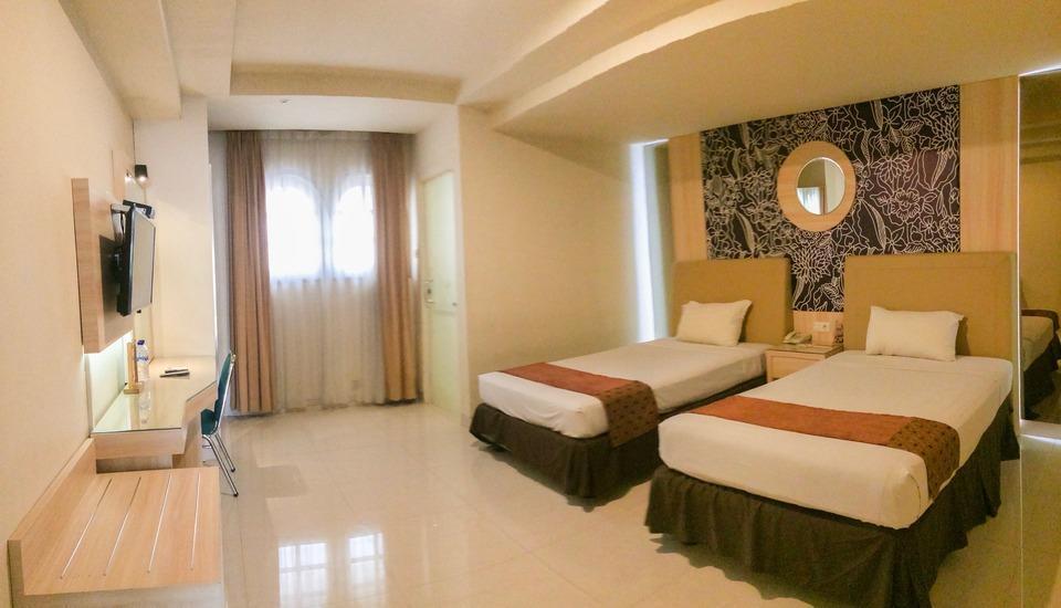 Hotel Grand Rosela Yogyakarta - super deluxe room
