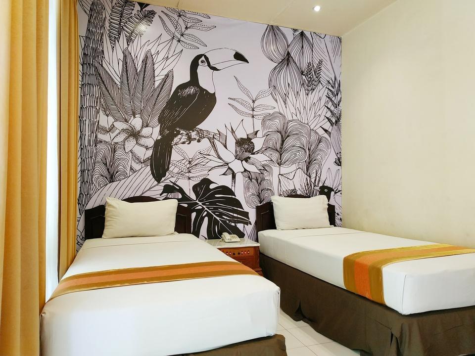 Hotel Grand Rosela Yogyakarta - moderate room