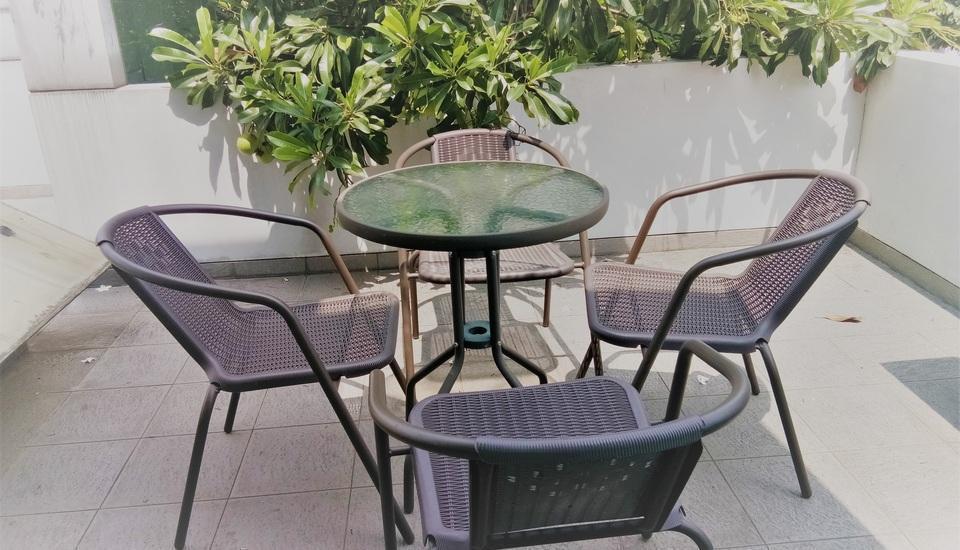 Le Green Tebet Jakarta - BALKON