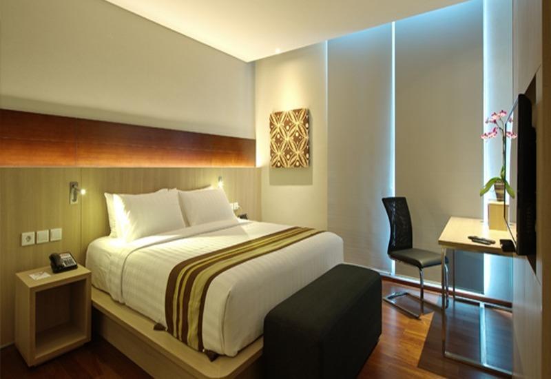 Ra Residence Simatupang Jakarta - Kamar tamu