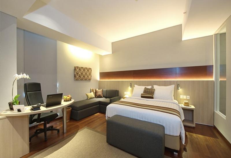 Ra Residence Simatupang Jakarta - Ra Studio With Breakfast Regular Plan