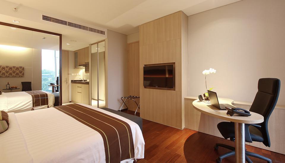 Ra Residence Simatupang Jakarta - Ra Studio Room Only Long Stays - Feb 2017