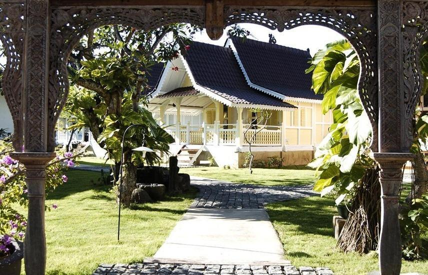 Hotel Puri Tempo Doeloe Bali - Ezterior