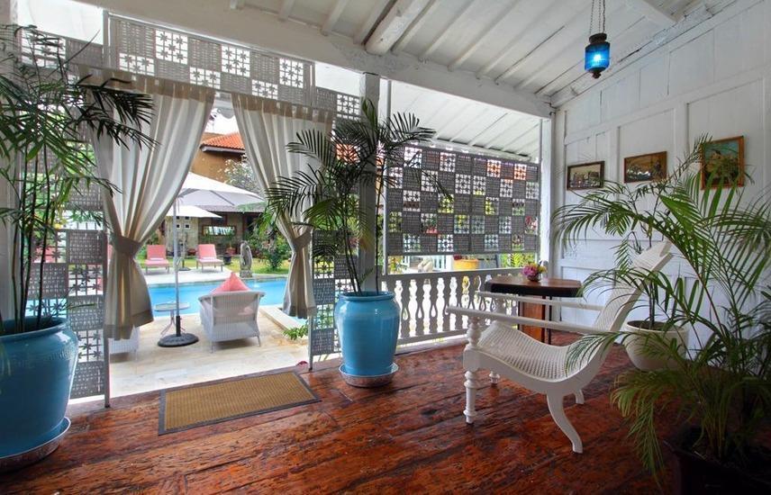 Hotel Puri Tempo Doeloe Bali - Interior