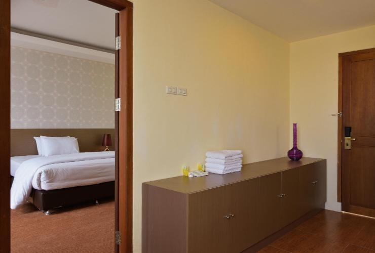 Mekkah Hotel Aceh - room
