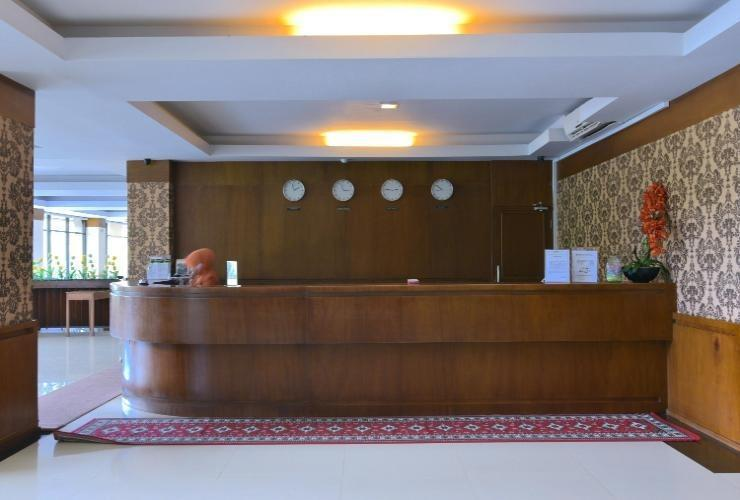 Mekkah Hotel Aceh - lobby
