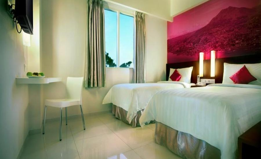 Primera Hotel Seminyak - Standard Twin With Breakfast Regular Plan