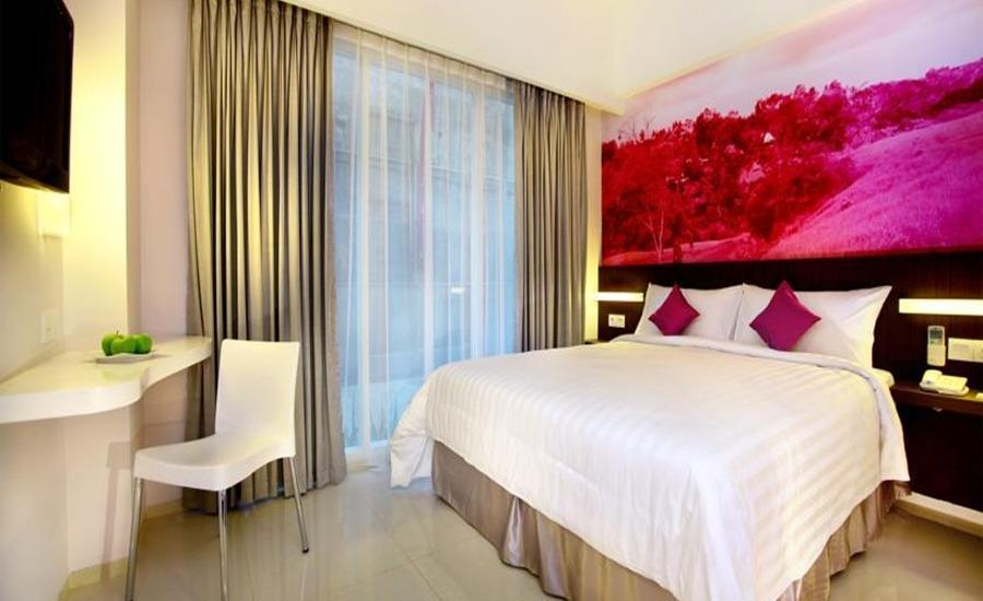 Primera Hotel Seminyak - Standard Double - With Breakfast Regular Plan