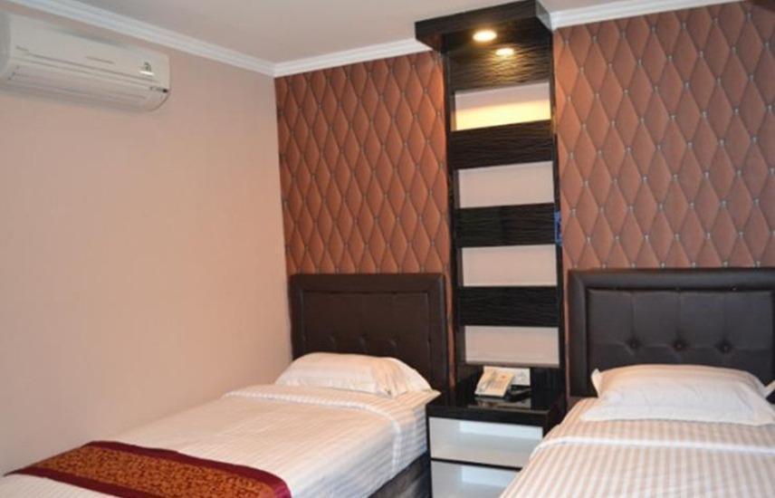 Puncak Budget Hotel Pangkalpinang - Kamar