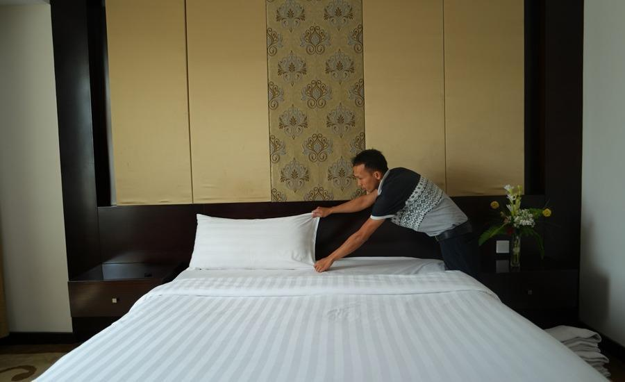 Premier Basko Hotel Padang - Layanan Kamar