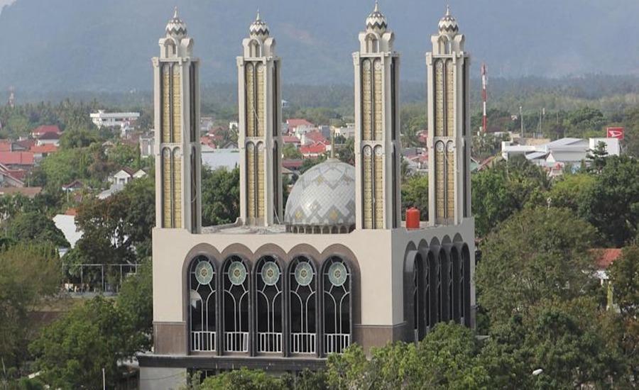 Premier Basko Hotel Padang - Sekeliling