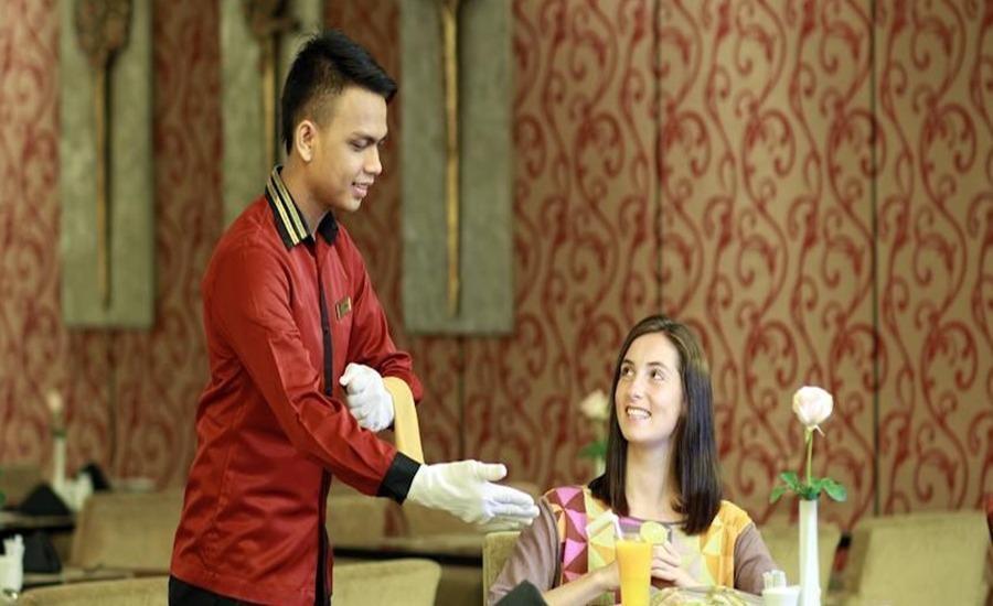 Premier Basko Hotel Padang - Restoran