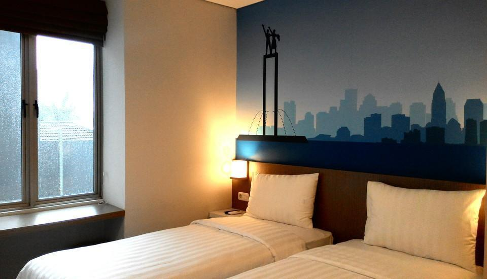 Everyday Smart Hotel Mayestik - Smart Twin Room Only Last Minute Deal