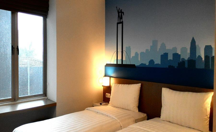 Everyday Smart Hotel Mayestik - Cozy Twin Regular Plan
