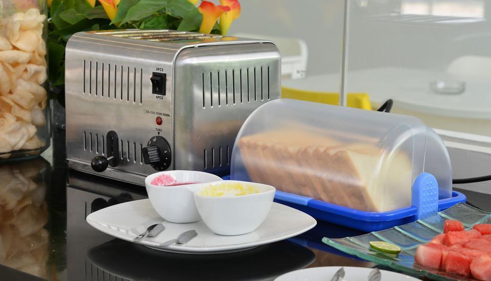 Everyday Smart Hotel Mayestik - Breakfast Menu