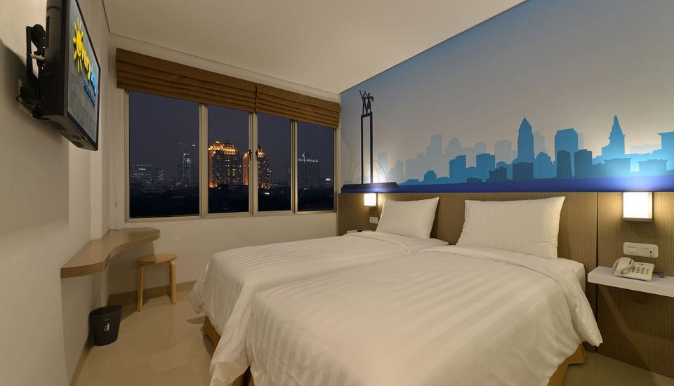 Everyday Smart Hotel Mayestik - Smart Twin Room
