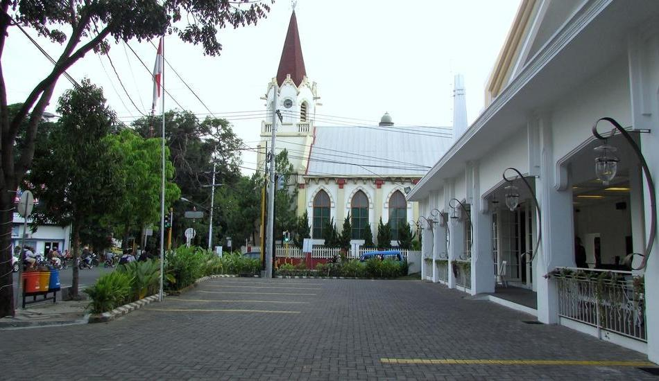 Hotel Riche Malang - Gedung