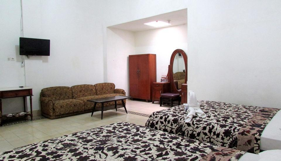Hotel Riche Malang - Executive Family Room Save 15%