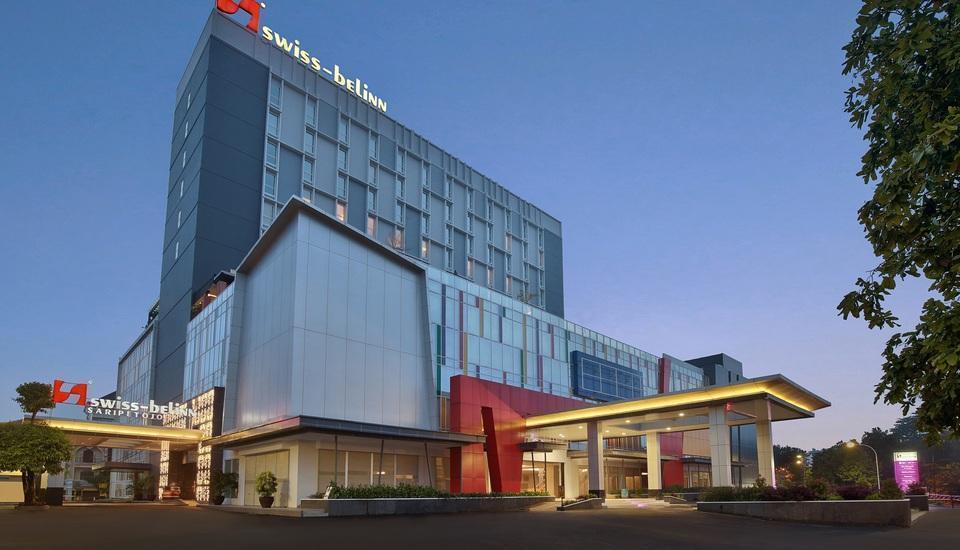 Swiss-Belinn Saripetojo Solo - Hotel façade
